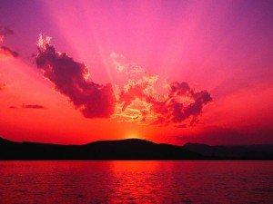 Amour catastrophe coucher-de-soleil-300x225